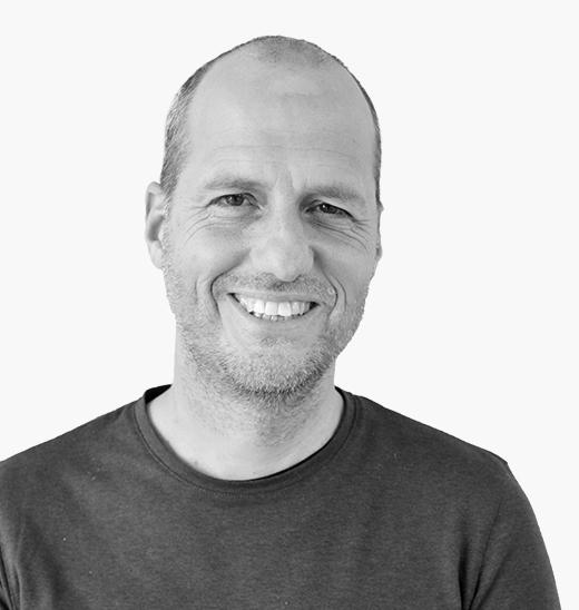 Daniel Aeberhard, Geschäftsführer Stiftung Töpferhaus