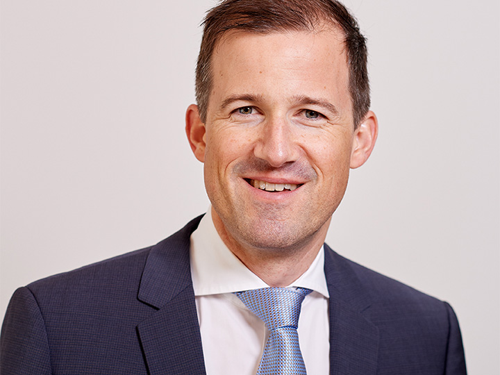 Lukas Stücklin Vizepräsident Verwaltungsrat
