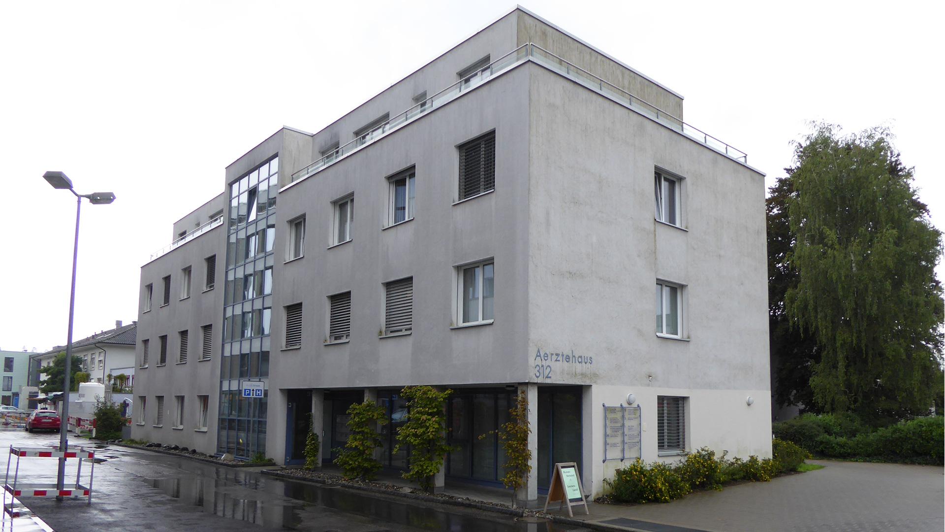 Liegenschaft-Siloah-Ärztehaus
